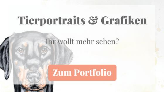 Aram und Abra_Tierportrait_Hund malen lassen