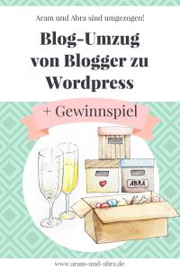 Ein Hundeblog zieht um: Blog Umzug von Blogspot zu WordPress | Hunde | Blogger | bloggen | Aram und Abra | www.aram-und-abra.de