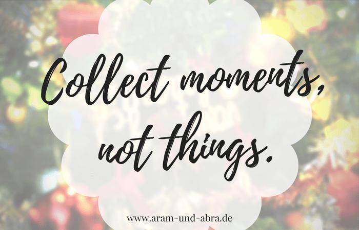 Geschenke für Menschen mit Hund_collect moments not things_Aram und Abra