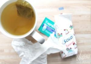 Tee im Atelier_Leinenpöbler und Aspirin